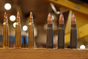 Brass vs Steel Ammo