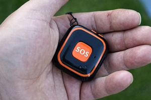 S.O.S alarm