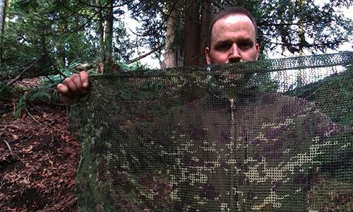 How To Camouflage Yourself In A Survival Situation