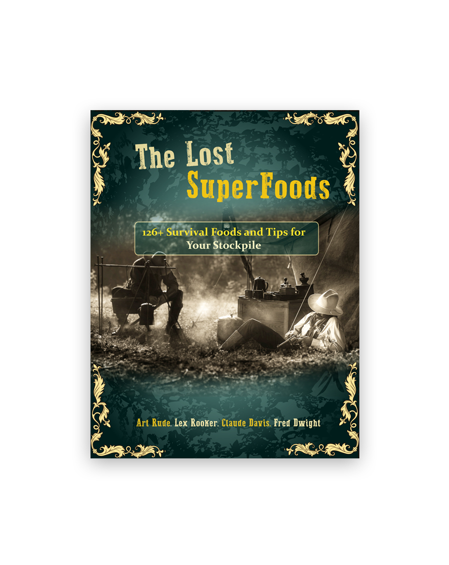 The Lost Superfoods