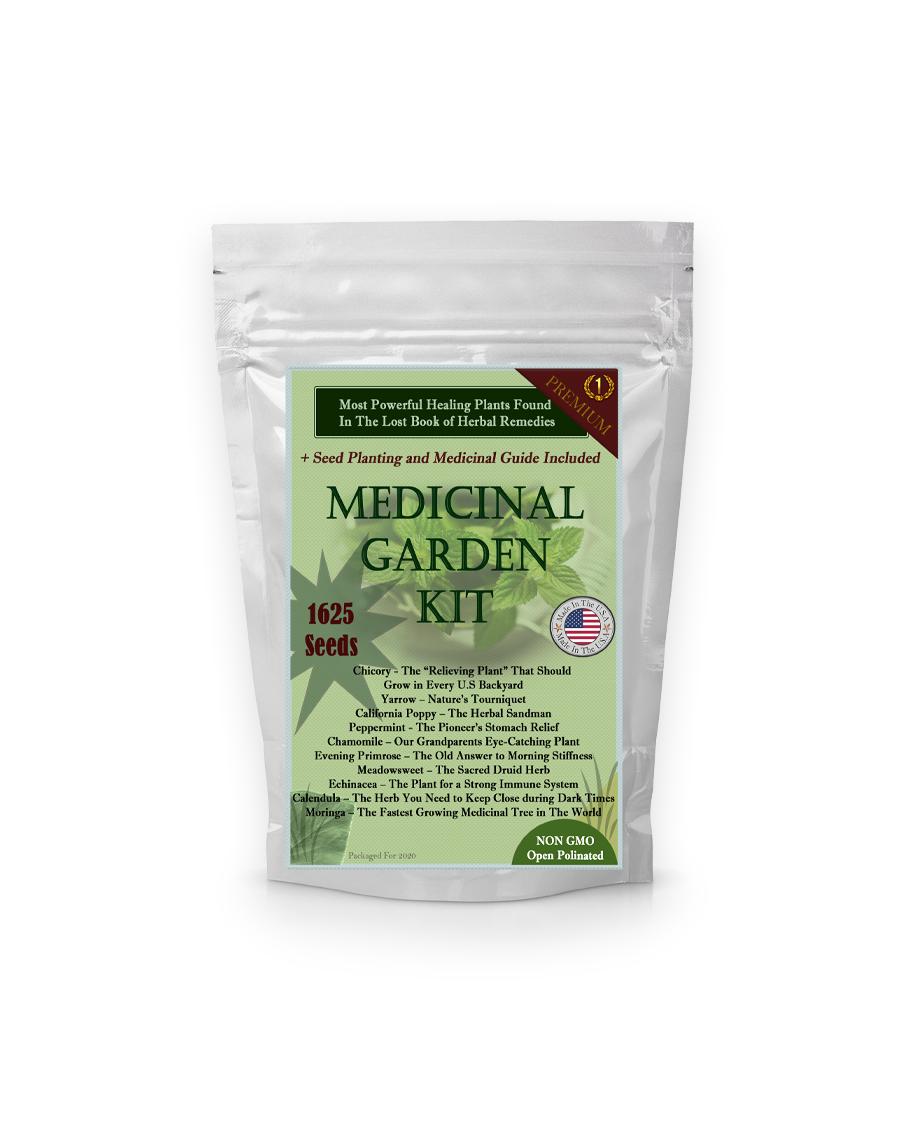 Medicinal Seed Kit