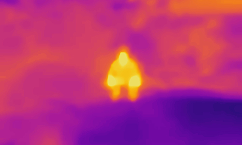 Finally, A Cheap Thermal Vision Device
