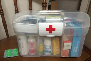 store your medication in a special box