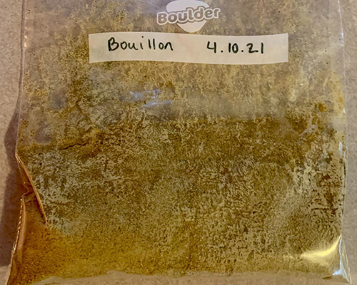How To Make Bouillon Cubes With 2 Years Shelf Life
